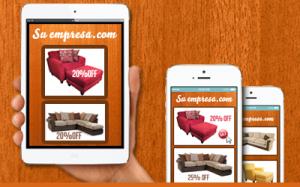 Marketing Online Sitios web responsive design