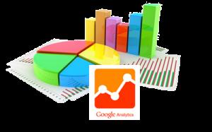 Estadísticas de Analytics de Marketing Online